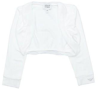 Armani Junior Wrap cardigans