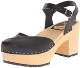 Swedish Hasbeens Women's Krillan Platform Sandal
