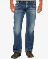 Silver Jeans Co. Men's Zac Relaxed Straight Jeans