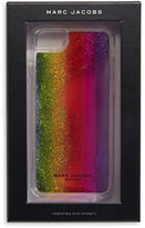 Marc Jacobs Rainbow Glitter iPhone 7 Case