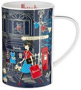 Harrods London SW1 Mug