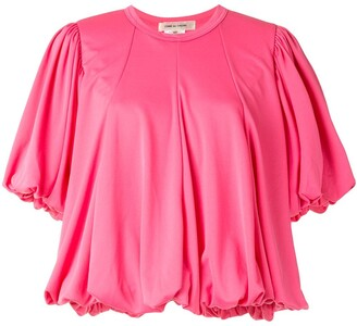Comme des Garcons Fully Draped Top