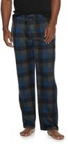 Sonoma Goods For Life Men's SONOMA Goods for Life Solid Sweater Fleece Sleep Pant