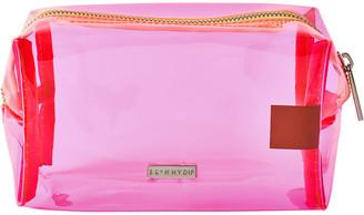 Skinnydip Pink NeonMakeup Bag