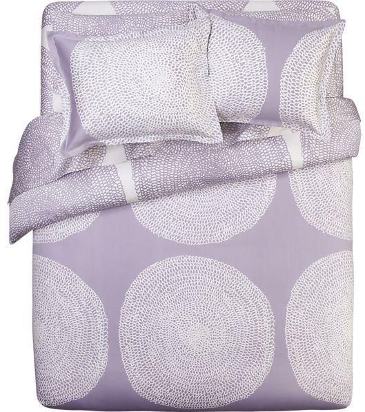 Marimekko Pippurikera Wisteria Bed Linens