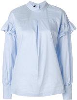 Designers Remix Romy ruffle shirt