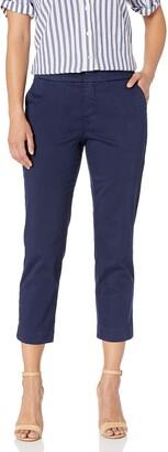 NYDJ Women's Petite Everyday Trouser Pants