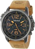 Timberland Men's TBL_13910JSBU_02 Campton Analog Multi-Function 3 Hands Date Watch