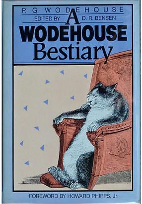 One Kings Lane Vintage A Wodehouse Bestiary - 1st