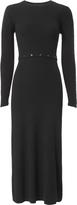 A.L.C. Sophie Button Detail Dress
