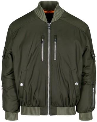 Prada Nylon Bomber Jacket