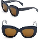Celine 52MM Rectangular Sunglasses