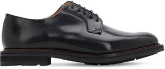 Church's WOODBRIDGE LEATHER LACE-UP SHOES