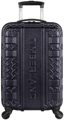 "Timberland Dark Sapphire Keele Ridge 21"" Hardside Spinner Suitcase"