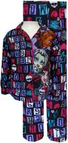 Komar Kids Monster High Button Front LS Pajama for girls (7/8)