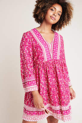 Maeve Isabel Embroidered Tunic