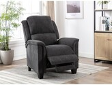 Thumbnail for your product : Winston Porter Household Fabric Recliners, Used In Living Rooms, Single Sofas, Home Theater Seats, Lounge Chairs