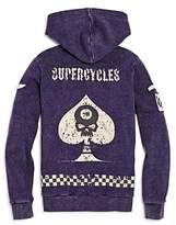 Butter Shoes Boys' Supercycles Hoodie - Little Kid