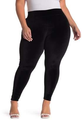 Hue Velvet Leggings (Plus Size)