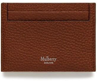 Mulberry Classic Credit Card Slip