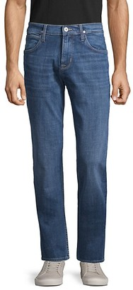 Hudson Dollision Slim-Fit Straight Jeans