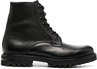 Church's Coalport combat boots