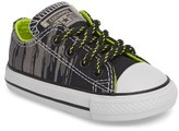 Converse Infant Boy's Chuck Taylor All Star Flash Flood Oxford Sneaker