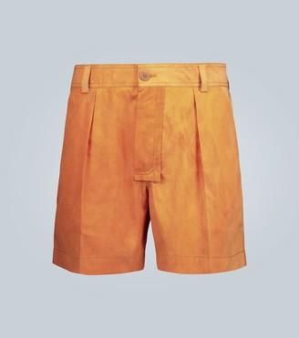 Jacquemus Le Short Tennis tie-dye shorts