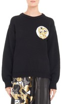 J.W.Anderson Women's Embellished Cotton Pullover