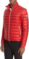 Moncler Men's Daniel Channel Quilted Down Jacket