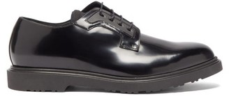 Paul Smith Mac Patent-leather Brogues - Mens - Black