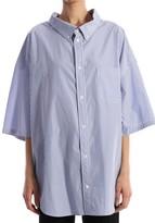 Balenciaga Cocoon Swing Shirt