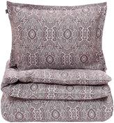 Gant Tiffany Paisley Duvet Cover Purple Fig King