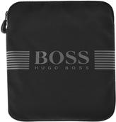 BOSS GREEN Pixel Shoulder Bag Black