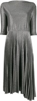 Fabiana Filippi pleated design dress