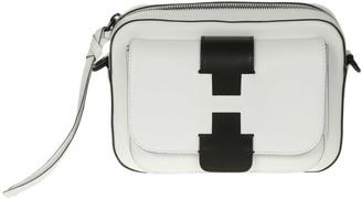 Hogan Front Pocket Detachable Strap Shoulder Bag