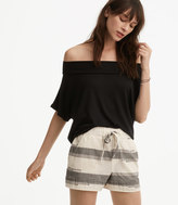LOFT Lou & Grey Highline Shorts