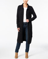 Style&Co. Style & Co. Petite Cable-Knit Duster Cardigan, Only at Macy's