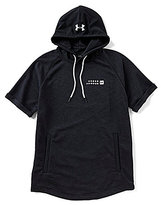 Under Armour Sportstyle Terry Short-Sleeve Pullover