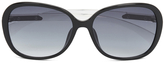 Calvin Klein Jeans Women's Retro Sunglasses Black
