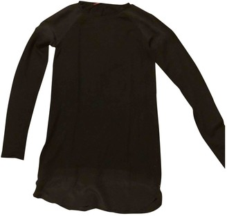 Comptoir des Cotonniers Black Wool Knitwear for Women