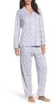 Eileen West Women's Ditsy Print Pajamas