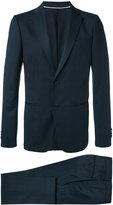 Z Zegna formal suit - men - Cupro/Wool - 52
