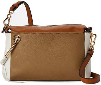 Vince Camuto Margi Color Block Shoulder Bag