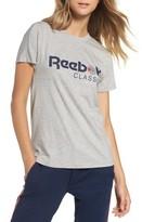 Reebok Women's Classic Logo Tee