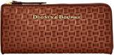 Dooney & Bourke Claremont Woven Zip Clutch
