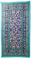 Theodora & Callum Women's Cheetah Paisley Scarf