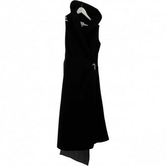Beaufille Black Wool Dress for Women