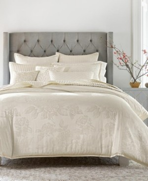 Hotel Collection Hydrangea Full/Queen Comforter, Created for Macy's Bedding
