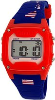 Freestyle Unisex 10022123 Shark Classic Hawaii Digital Display Japanese Quartz Blue Watch